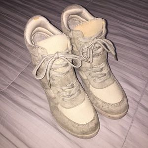 American Eagle Outfitters Shoes - American Eagle Sneaker Wedge Shoes